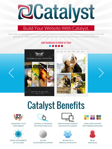 Catalyst WordPress framework