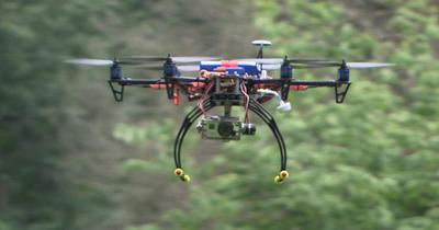 google drones