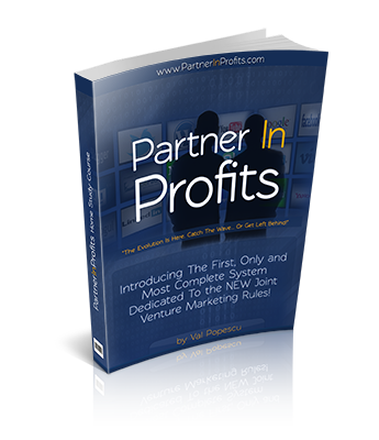 Sneak Peek inside of Partner In Profits
