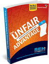 The UnFair Advantage Book on Winning The Search Engine Wars - search engine optimization book