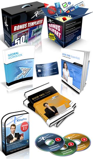 XSitePro 2 software