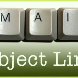 Email Subject Line Attention Getters