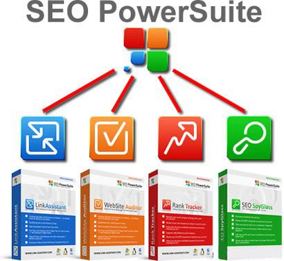 SEO PowerSuite Enterprise Software