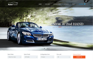 AutoTrader ThemeFuse WordPress Theme